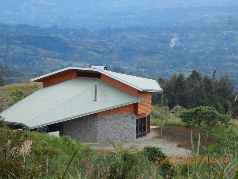 Rondon Ridge Villa Wingti
