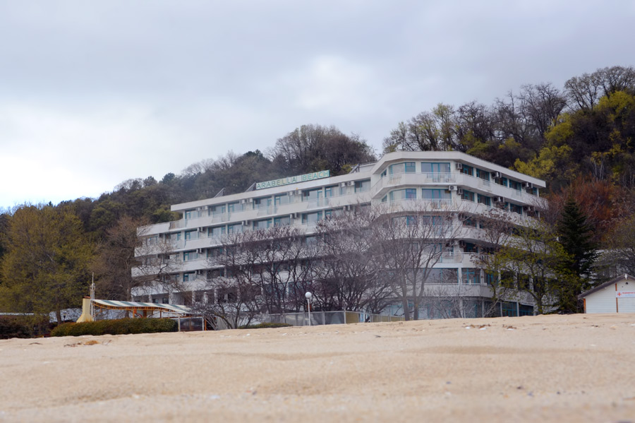 Hotel Arabella Beach, Bulgaria