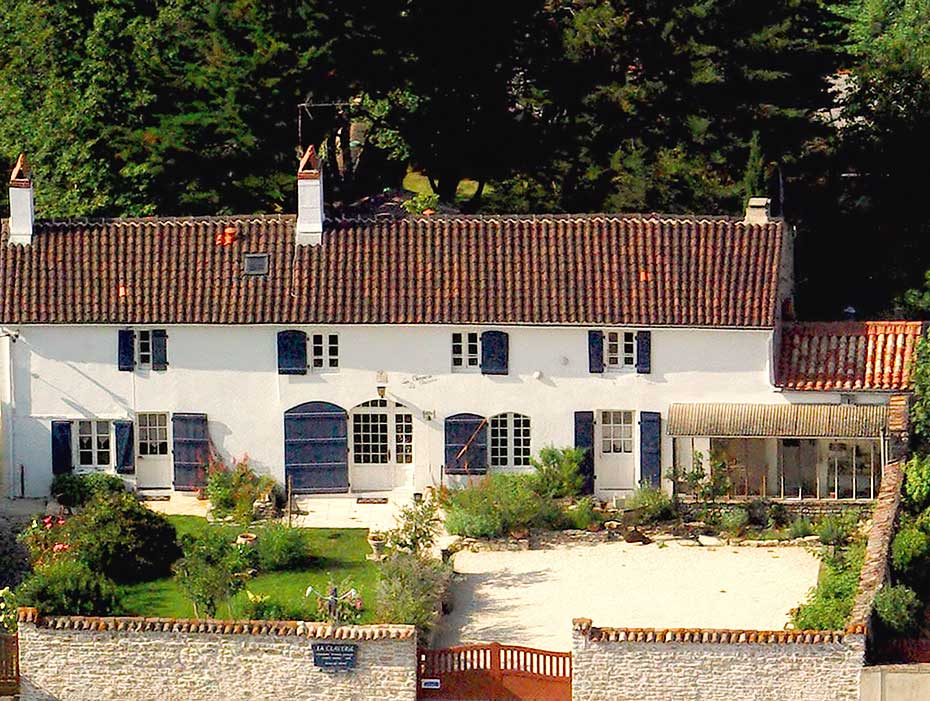 La Claverie, Guesthouse, Bed and Birding France