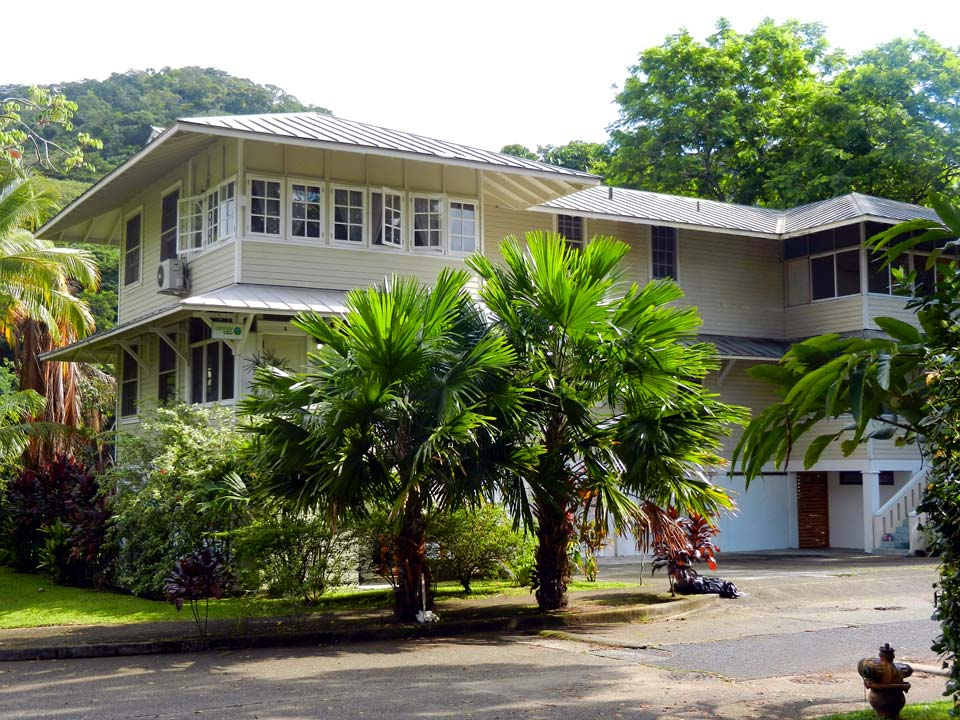 Canopy B&B, a great base for birding in central Panama.