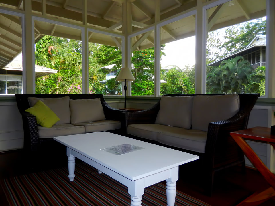 Canopy B&B, a great Bed & Birding place in central Panama.