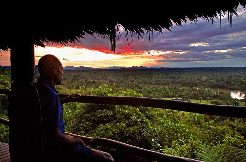 Karawari-Lodge, Bed-and-Birding-Partner, Papua-New-Guinea, Homes-made-for-Birders