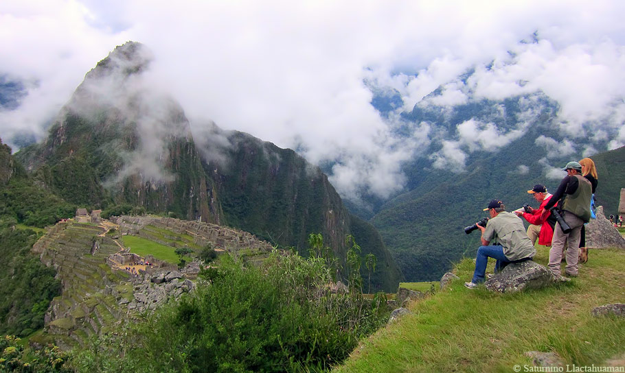 Sacred-city-of-Machu-Picchu, Temple-of-old-masters!