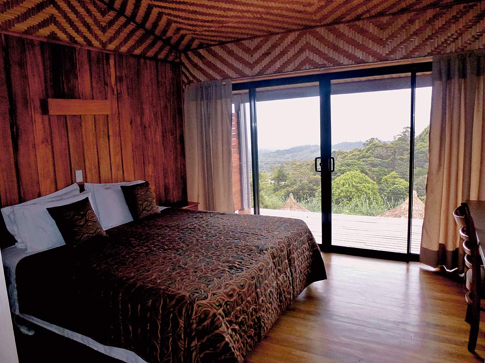 Ambua-Lodge, Papua-New-Guinea