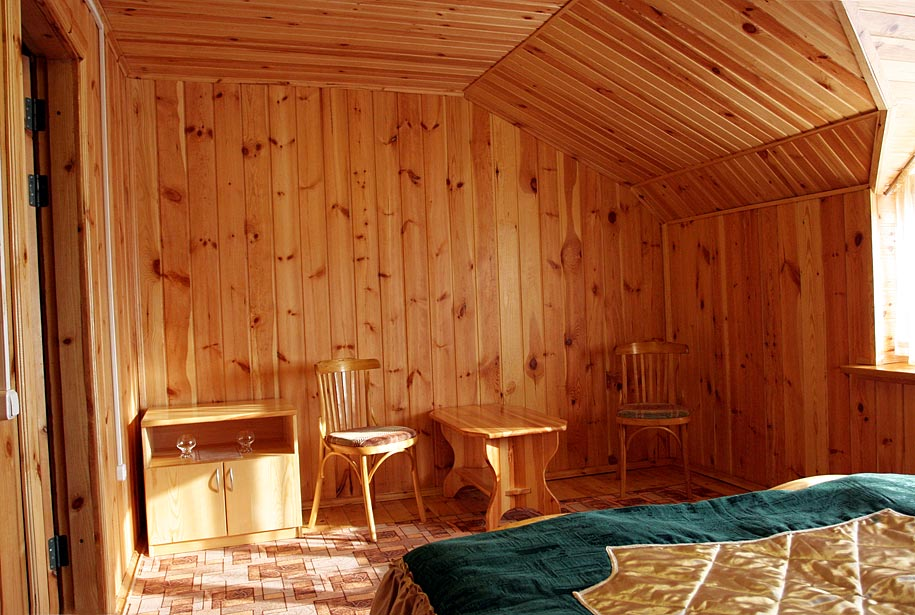 Doroshevichi Lodge, Pripyatsky National Park, Accommodation for Birdwatchers